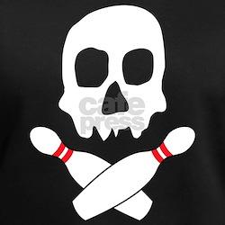 Skull Bowling Shirt