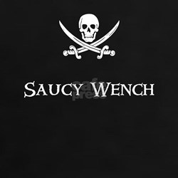 Pirate Saucy Wench Tee