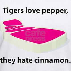 Cute Tigers love pepper Shirt