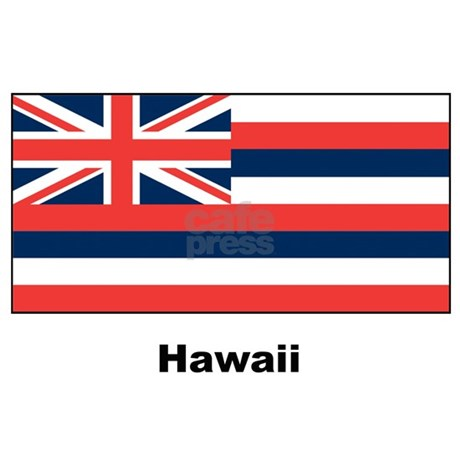 Hawaii state flag hawaii state flag postcards package of 8 for Hawaii state flag coloring page