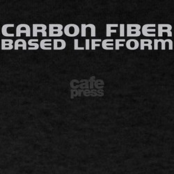 carbon fiber based lifeform T-Shirt