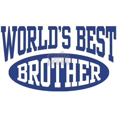 World's Best Brother Mug by dweedletees
