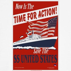 Save the SS United States! T