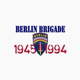 Berlin Brigade 1945-1994 Ceramic Travel Mug