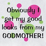 Baby girl aunt Bib