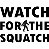 Watch Squatch Mug