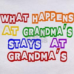 What Happens at Grandma's Sta Tee