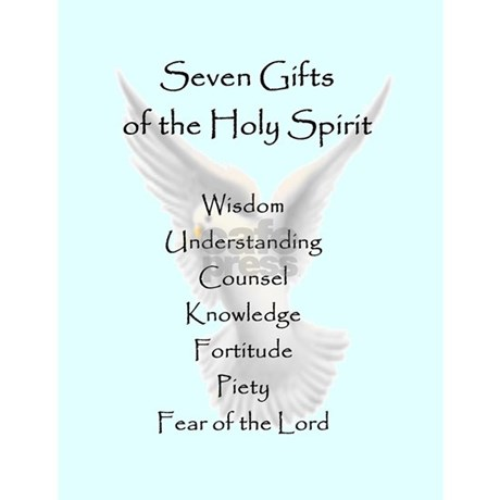 the holy spirit essay The gifts of the holy spirit contain a big role in the spiritual life of the believer there are said to be seven gifts to around eighteen gifts of the spirit to be brought upon those who believe in god each denomination has a certain gift that they focus on more then others as pentecostals believe that speaking in tongues is the ultimate gifts and thats what.