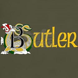 Butler Celtic Dragon T-Shirt