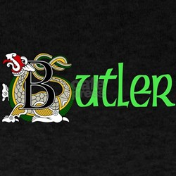 Butler Green 2 Celtic Dragon T-Shirt
