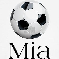 Mia Soccer Tee