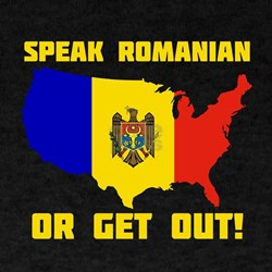 Speak Romanian T-Shirt