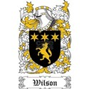 Wilson coat of arms T-shirts
