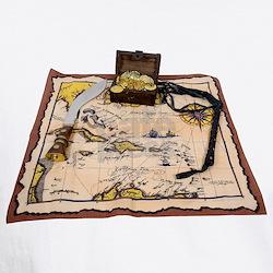 Pirate Map Treasure Shirt