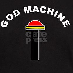 God Machine Black T-Shirt