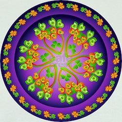 Nature Mandala T