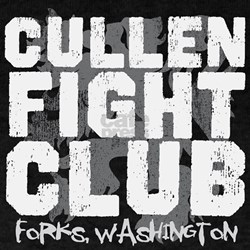 Cullen Fight Club T-Shirt
