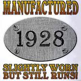 1928 birthday Polos