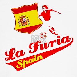 Spanish soccer T-Shirt