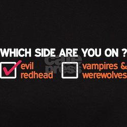 Evil Redhead Side Tee
