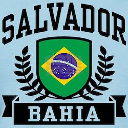 Salvador Bahia Brazil T-Shirt