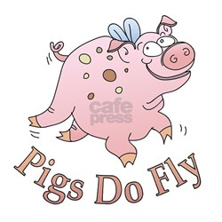Pigs Do Fly Shirt