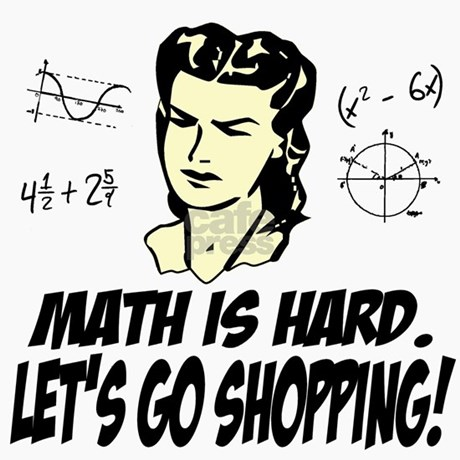 Math is hard lets have sex