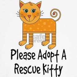 Adopt A Rescue Kitty Shirt