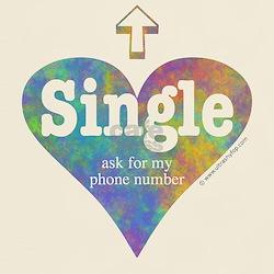 Single (Rainbow) T-Shirt