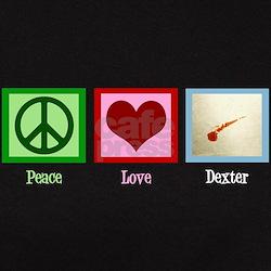 Peace Love Dexter Tee