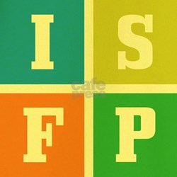Myers-Briggs ISFP T