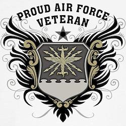 Proud Air Force Veteran T