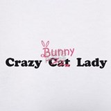 Crazy cat rabbit lady Underwear & Panties
