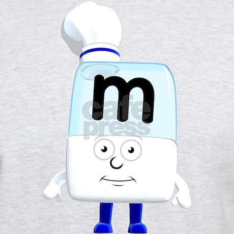 M T-Shirt by Alphablocks