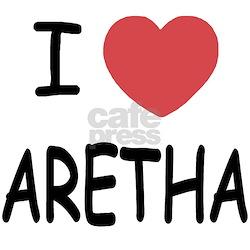 I heart Aretha T-Shirt