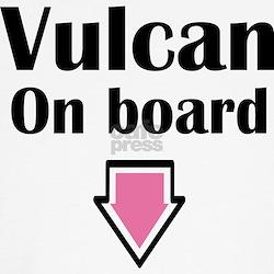 Vulcan On Board Star Trek Shirt