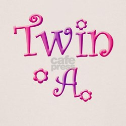 Twin A Purple Pink Tee