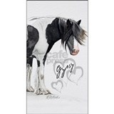 Gypsy Horse Water Bottle