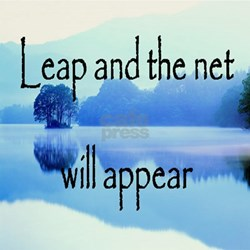 Leap and the net will appear Shirt