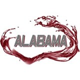 Alabama Crimson Tide Water Bottle