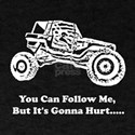 4x4 drive T-shirts