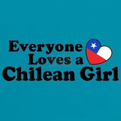 Chilean Girl Tee