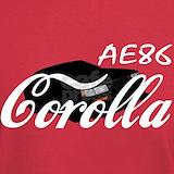 Ae86 T-shirts