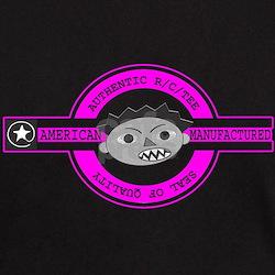 RC-TEES - Black T-Shirt
