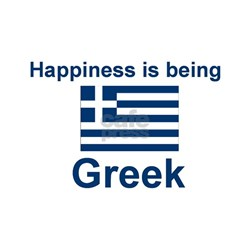 Greek Happiness Shirt