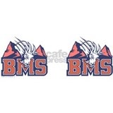 Blue Mountain State Small Mug