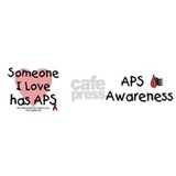 Someone I love has APS Mug