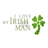 I Love My Irish Man Mug