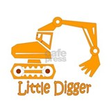 Little Digger Water Bottle