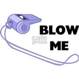 Blow Me Whistle Water Bottle